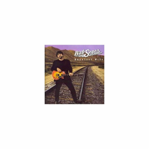 Bob Seger: Greatest Hits (1994 - CD) Perspective: front