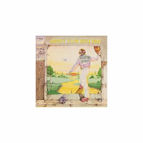 Elton John: Goodbye Yellow Brick Road (Vinyl) Perspective: front