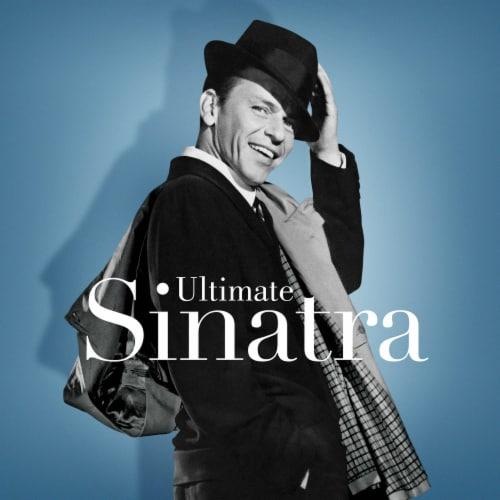 Frank Sinatra: Ultimate Sinatra (Vinyl) Perspective: front