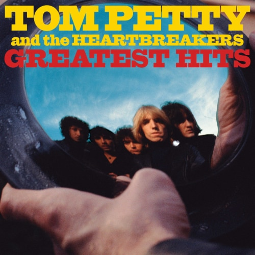 Tom Petty and the Heartbreakers: Greatest Hits (Vinyl) Perspective: front