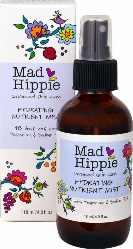 Mad Hippie  Hydrating Nutrient Mist Perspective: front