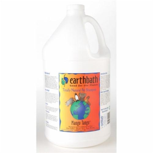 Earthbath 602644020941 Mango Tango Shampoo 1 GAL Perspective: front