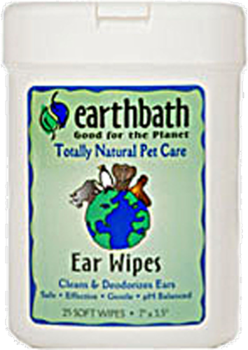 Ear Wipes Dogs Perspective: front