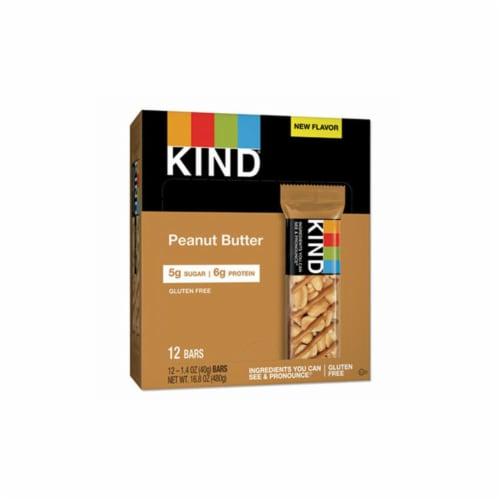 KIND® Peanut Butter Bars Perspective: front