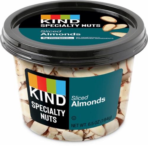 KIND Sliced Almonds Perspective: front
