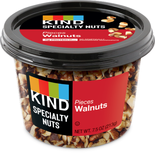 KIND Walnut Pieces Perspective: front