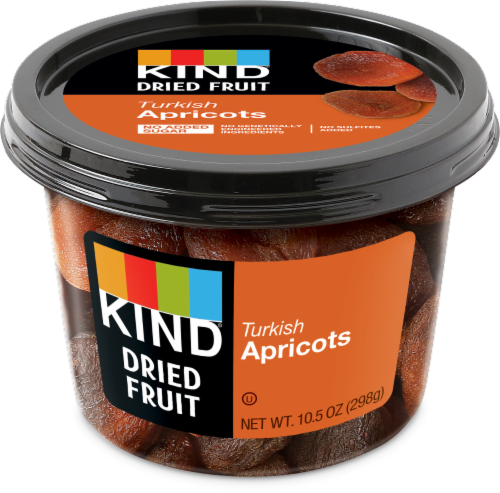 KIND® Turkish Apricots Perspective: front