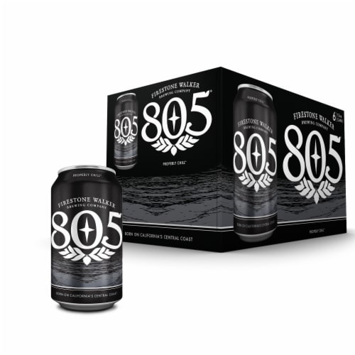 Firestone Walker 805 Ale Beer Perspective: front