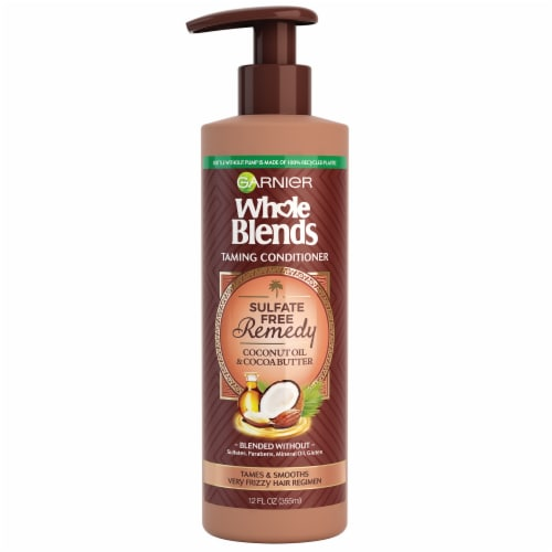 Garnier Whole Blends Cocoa Conditioner Perspective: front