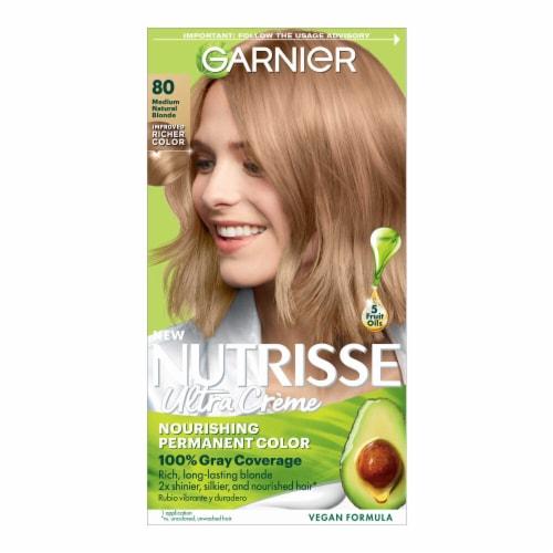 Garnier Nutrisse Butternut Color Creme Perspective: front