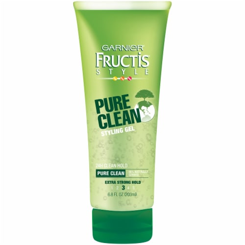 Garnier Fructis Style Pure Clean Styling Gel Perspective: front