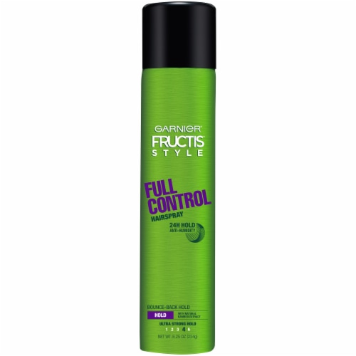 Garnier Fructis Style Full Control Anti-Humidity Hairspray Perspective: front