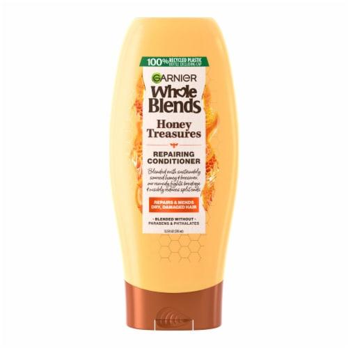 Garnier Whole Blends Honey Treasures Repairing Conditioner Perspective: front