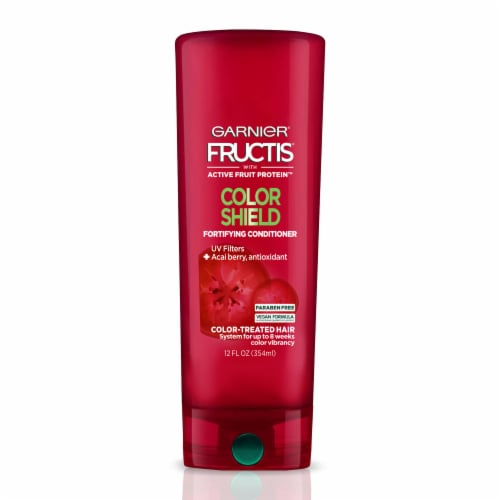 Garnier Fructis Color Shield Fortifying Conditioner Perspective: front