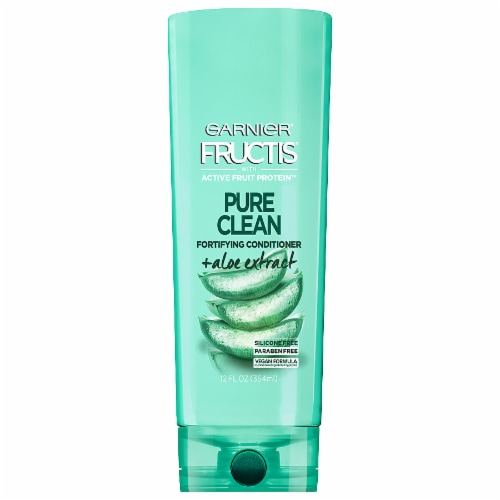 Garnier Fructis Pure Clean Fortifying Conditioner Perspective: front
