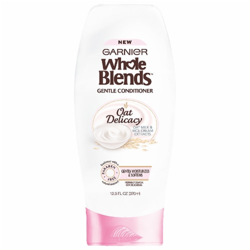 Garnier Whole Blends Oat Delicacy Gentle Conditioner Perspective: front