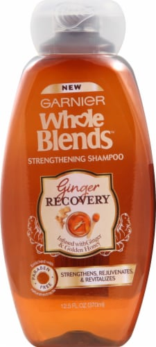 Whole Blends Ginger Recovery Shampoo Perspective: front