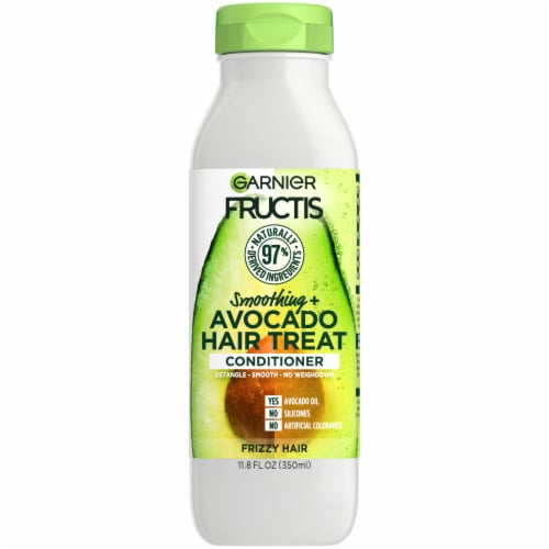 Garnier Fructis Avocado Extract Smoothing Treat Conditioner Perspective: front