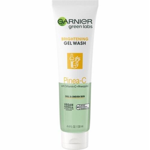 Garnier Greenlabs Pinea-C Brightening Gel Wash Perspective: front