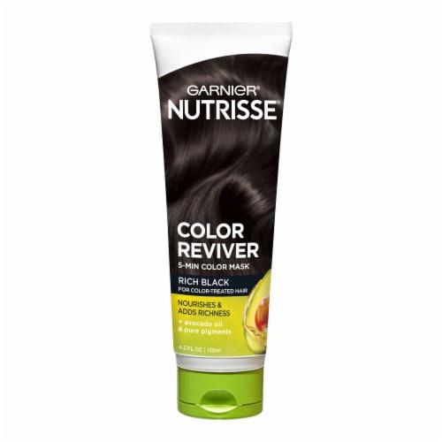 Garnier Nutrisse Color Reviver - Rich Black Perspective: front
