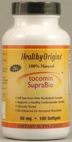 Healthy Origins  Tocomin SupraBio Perspective: front