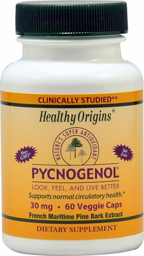 Healthy Origins  Pycnogenol® Perspective: front