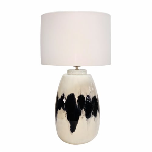 Metal, 27 H Table Lamp, Multi Perspective: front