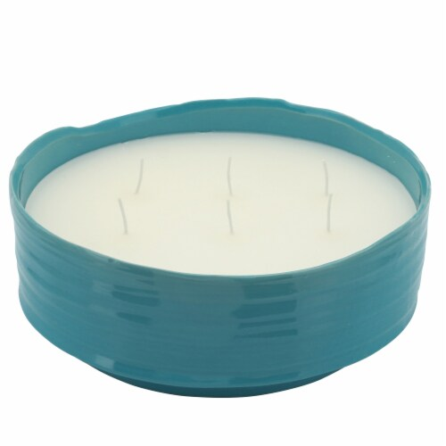 Citronella Candle / Planter 10  Sky Perspective: front