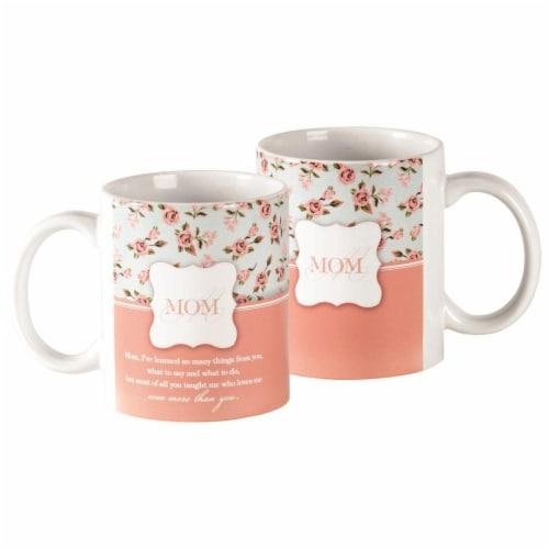 Dicksons MUG-1105 11 oz Mom Thank You Crmic Mug Perspective: front