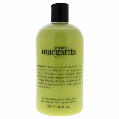Senorita Margarita by Philosophy Shower Gel and Bubble Bath Perspective: front