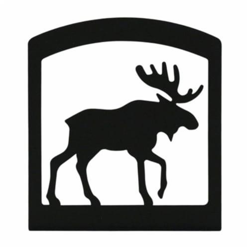 Moose - Napkin Holder. Perspective: front