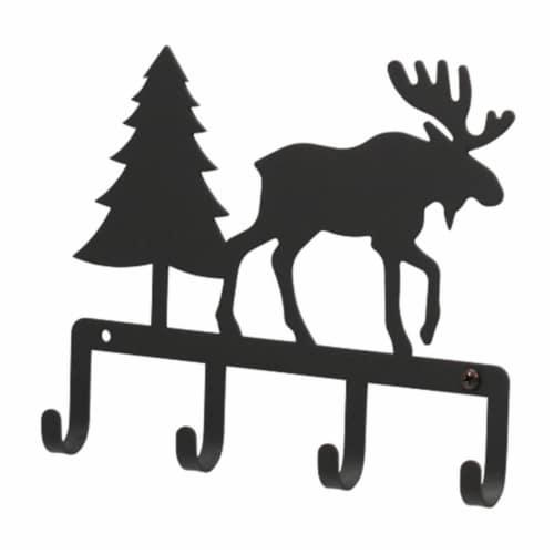 Moose & Pine - Key Holder Perspective: front