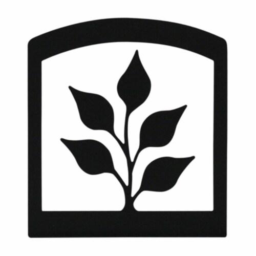 Leaf - Napkin Holder Perspective: front
