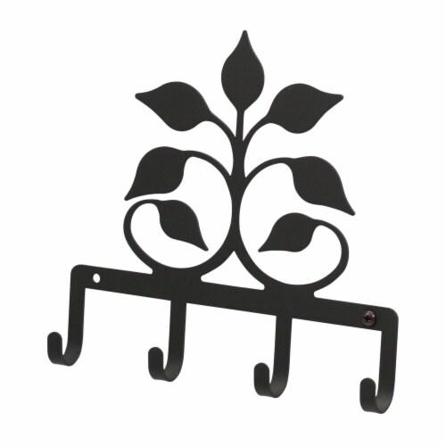 Leaf Fan - Key Holder Perspective: front