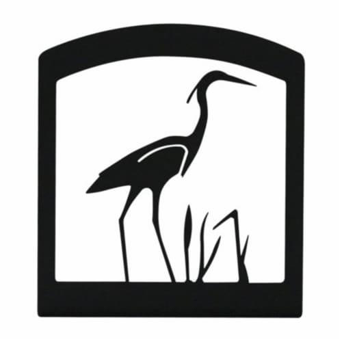 Heron - Napkin Holder Perspective: front