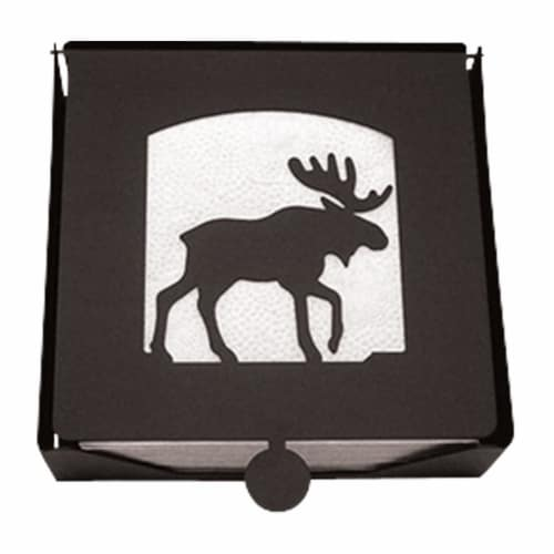 Moose - Napkin Holder Perspective: front