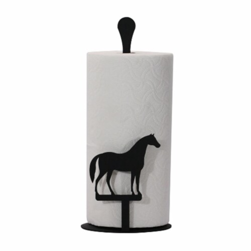 Horse - Paper Towel Stand Perspective: front