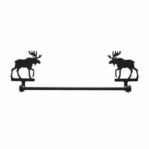 Moose - Towel Bar Large Perspective: front