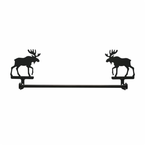 Moose - Towel Bar Small Perspective: front