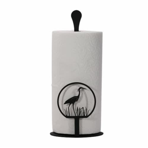 Heron - Paper Towel Stand Perspective: front