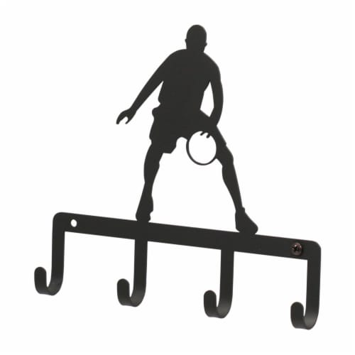 Basketball Player - Key Holder Perspective: front