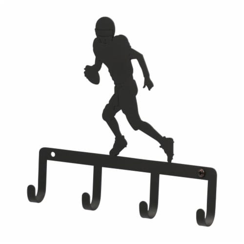 Football Player - Key Holder Perspective: front
