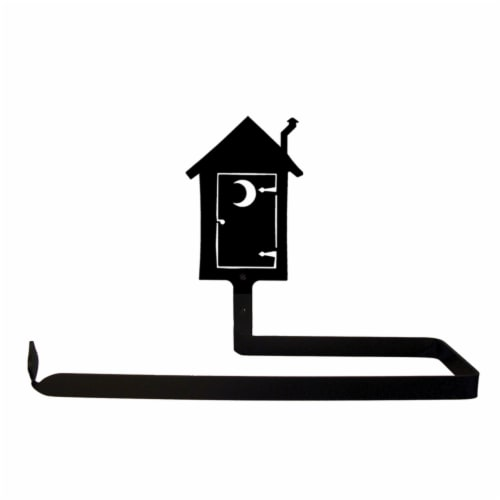 Outhouse - Paper Towel Holder Horizontal Wall Mount Perspective: front