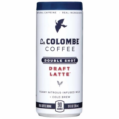 La Colombe Draft Latte Cold Brew Espresso Perspective: front
