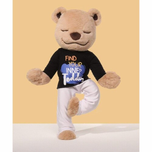 Find Your Inner Teddy - Long Sleeve T-Shirt for Meddy Teddy Perspective: front