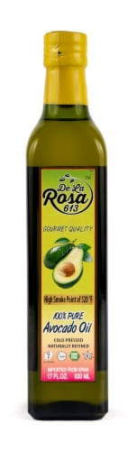 De La Rosa  100% Pure Avocado Oil Perspective: front