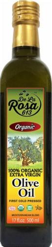 De La Rosa  Organic Extra Virgin Olive Oil Perspective: front