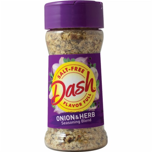 Mrs. Dash Onion & Herb Seasoning Blend Perspective: front