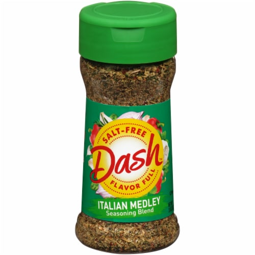 Mrs. Dash Italian Medley Seasoning Blend Perspective: front
