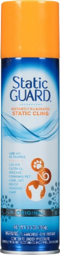 Static Guard Original Anti-Static Spray Perspective: front